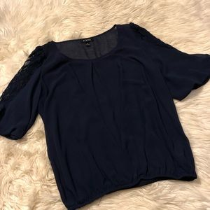 A Byer 3/4 Sleeve Top